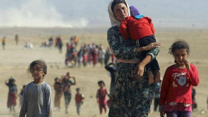 Amerika Serikat Perpanjang Status Perlindungan 7.000 Warga Suriah