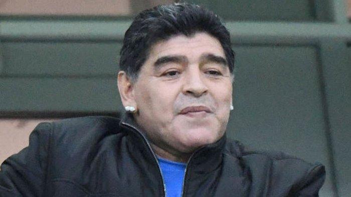 Maradona Sebut Dirinya Siap Latih Timnas Argentina Tanpa Bayaran