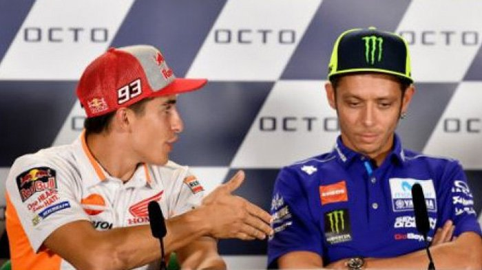 Kevin Schwantz Kritik Marc Marquez Terkait Persaingan dengan Valentino Rossi