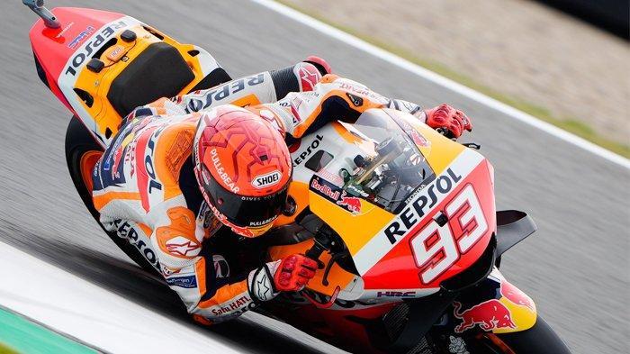MotoGP Belanda 2021, Meski Pesimistis Lanjutkan Kemenangan di Assen, Marquez Masih Merasa Beruntung