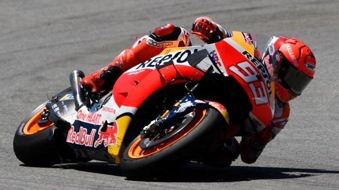 JADWAL MotoGP Prancis 2021, Marc Marquez Berharap Masih Bisa Tampil di Sirkuit Le Mans, Ada Apa?