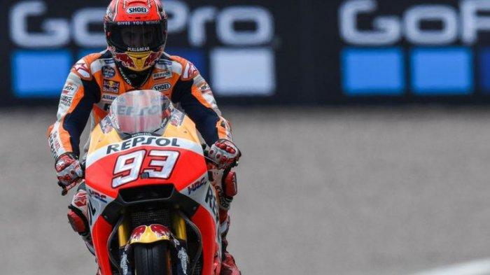 Juara GP Jerman, Marquez Naik ke Puncak. Ini Klasemen Sementara MotoGP 2017