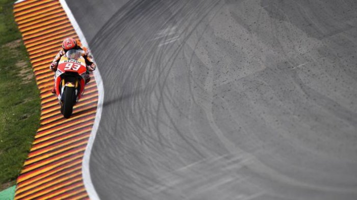 Marquez Masih Paling Cepat pada Latihan Terakhir GP Jerman