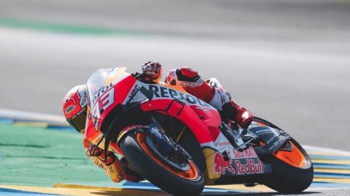LIVE TRANS 7! Link Live Streaming MotoGP Belanda Sirkuit Assen, Rossi Start di Belakang Marquez