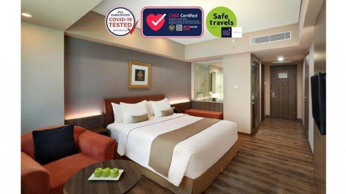 Marchvelouz Deal Primadona Baru dari Aston Kupang Hotel