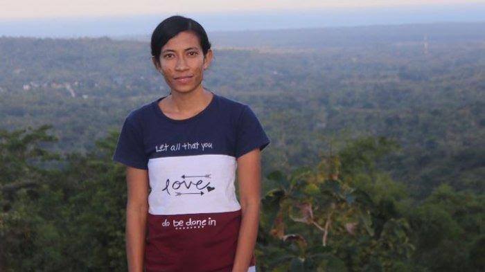 Maria Ervina Hoar Yakini Lulus Tes SKB CPNSD 2019 di Kabupaten Malaka
