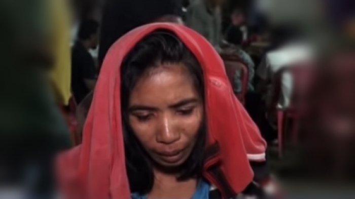Ratapan Maria Kehilangan 11 Keluarga Akibat Bencana di Pulau Adonara: Tolong Perhatikan 2 Anak Saya
