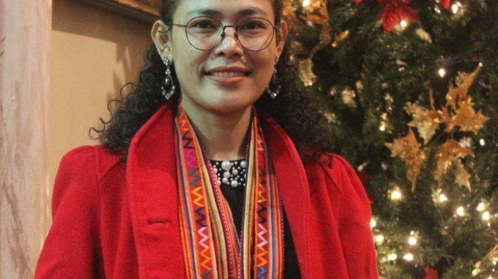 Maria Regina Jaga: Promosikan Budaya NTT di Alabama