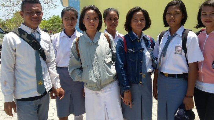 74 Anak Paskibraka SBD Ancam Melapor Ke Bupati SBD