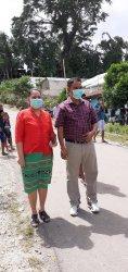 Perolehan Suara sementara Pilkada Sumba Barat Tahun 2020,Toni-Agus Unggul di Kecamatan Wanokaka