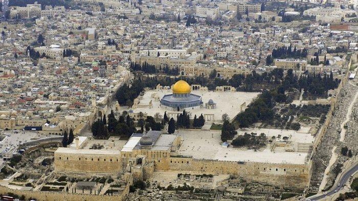 Tak Sekedar Alasan Politik,Inilah Harta Karun di Masjid Aqsa yang Dincar Israel dari Tanah Palestina