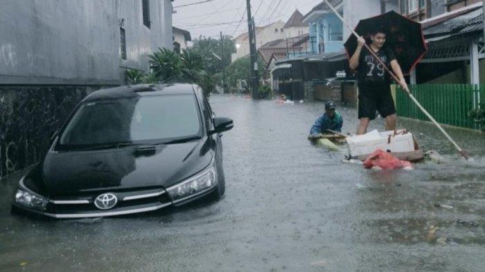 Ustadz Yusuf Mansur Soroti Banjir Jakarta, Allah Yang Kasih Musibah, Allah Yang Urus Semua
