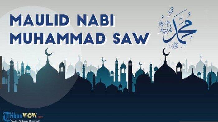20 Ucapan Maulid Nabi Muhammad SAW Sabtu 9 November 2019, Jadi Status Facebook IG Twitter & WhatsApp