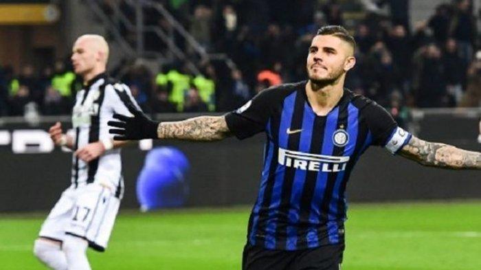 LIVE! Link Live Streaming RCTI Lazio vs Inter Milan Liga Italia Pekan 24 Malam Ini Intai Peringkat 3