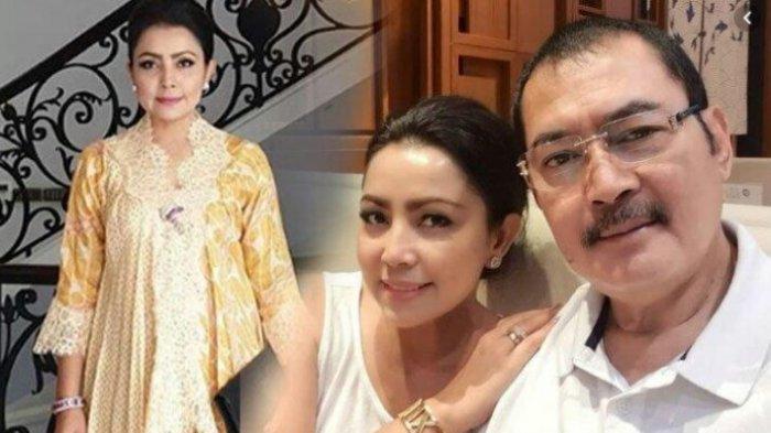 Mayang Sari Istri Bambang Trijatmodjo Diusir Mamiek dengan Kata-kata Keras