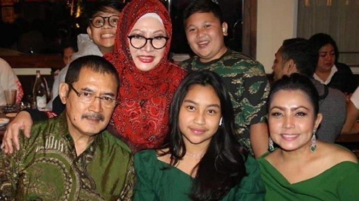 Mayangsari dan Bambang Trihatmodjo bersama Putrinya Hadir di Ultah Tutut Soeharto, Intip Fotonya!