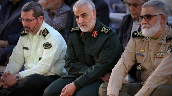 Sangat Dihormati, Ini Profil Lengkap Jenderal Qasem Soleimani, Sudah Kerja Sejak Usia 13 Tahun Loh