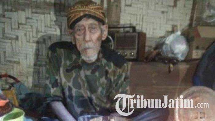 Berusia 200 Tahun, Tertua di Indonesia, Begini Cara Mbah Arjo Bertahan Hidup