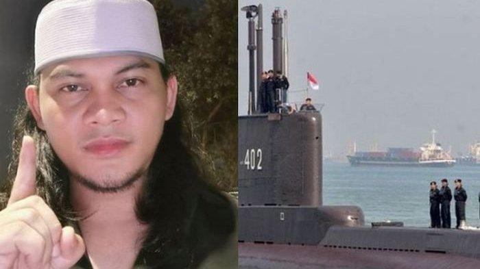 Paranormal Keanehan Kapal Selam, Mbah Mijan Mohon TNI Selidiki Penyebab KRI Nanggala-402 Tenggelam