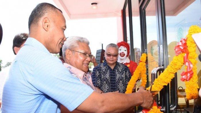 Warga Kota Kupang Serbu Gerai McDonald's Usai Grand Launching