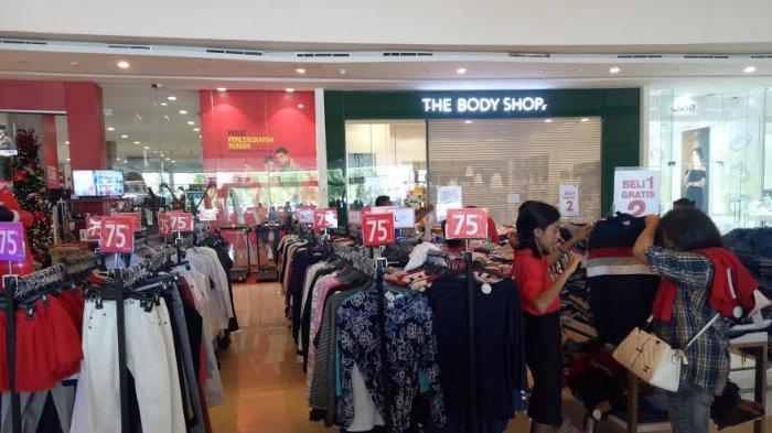 MDS Gelar Bazar Tawarkan Aneka Promo Menarik