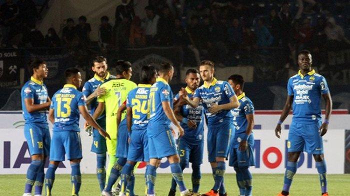 Daftar 22 Pemain Persib Bandung Hadapi Persija Jakarta, Esteban Vizcarra Dipastikan Absen