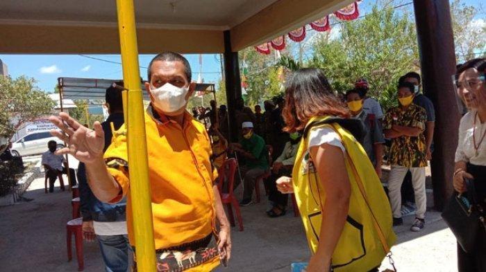 Paslon di Sembilan Kabupaten di NTT Diminta Pake Masker, Jaga Jarak Saat Proses Pilkada 2020