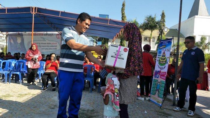 Kecamatan Kota Waingapu, Kampanyekan Pencegahan Stunting