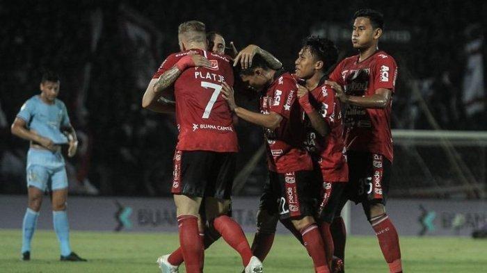 Link Live Streaming Indosiar Bali United vs Madura United di Liga 1 2019, Minggu 22/12 Jam 18.30 WIB