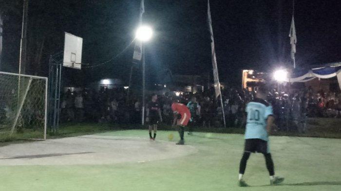 Menang 6-2 atas Bhayangkara FC,  Ende United Juara III Chicago Futsal Cup I di Ngada