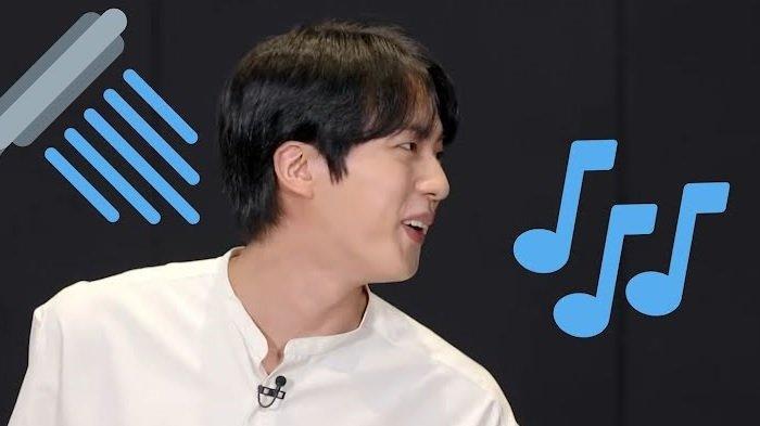 Unik, Rupanya Jin Punya Cara Tersendiri Ucapkan Selamat Ulang Tahun pada Jimin BTS