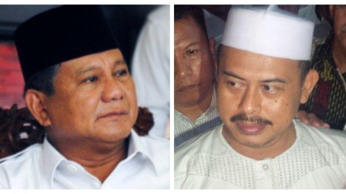 Prabowo Tak Diundang di Reuni 212, Fadli Zon Pamer Undangan VIP, Ini Penjelasan  Ketua PA Alumni 212
