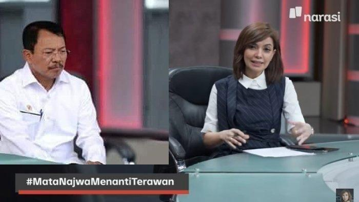 Najwa Shihab Ungkap Kisah di Balik Dialog Kursi Kosong Menkes, Terawan Trending di Twiiter