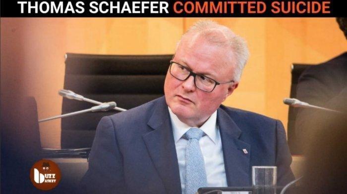 Menteri Keuangan Jerman Tewas Bunuh Diri Jerman,  Depresi Terkait Virus Corona, Dipercaya Markel