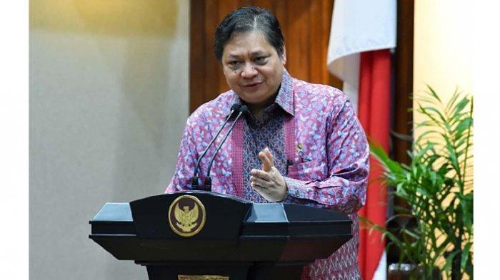Airlangga Masuk Dalam 4 Menteri dengan Elektabilitas Tinggi