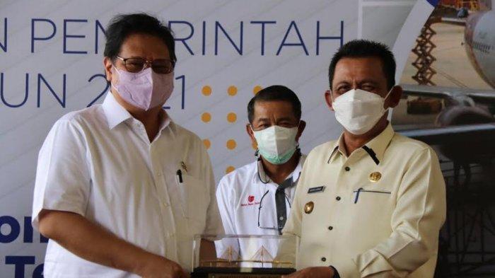 Menko Airlangga : KEK Batam Dapat Jadi Contoh dan Buat Indonesia Setara dengan Negara Maju