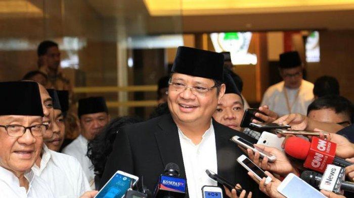Menteri Koordinator Bidang Perekonomian, Airlangga Hartarto mengungkap lima strategi Indonesia dalam memimpin forum Sherpa Track G-2