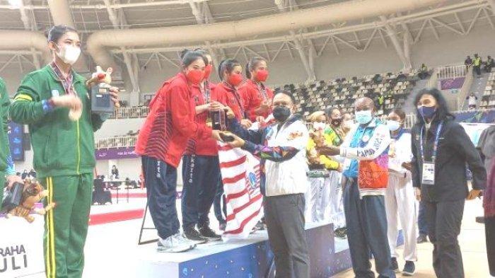 Klasemen Sementara Medali PON XX Papua hingga Senin, 4 Oktober: DKI Jakarta Nyaman di Puncak