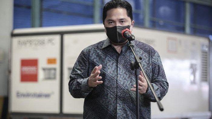Erick Thohir : BUMN dan Anak Perusahaan Tertib Program Jamsostek