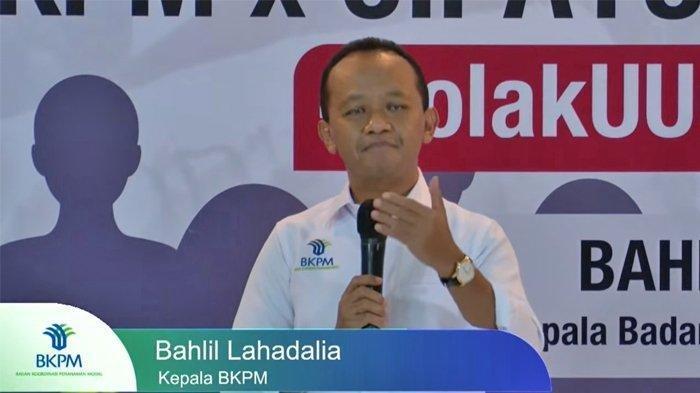 Ditugaskan Cari Duit Rp 900 Triliun Untuk Investasi, Menteri Investasi Siap Laksanakan, Apa Sanggup?