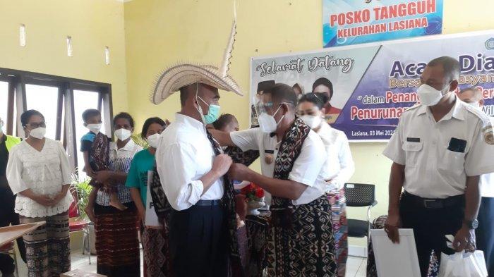 Dua Menteri Kabinet Kerja Presiden Jokowi Pantau Penanganan Stunting di Kota Kupang,Simak Beritanya