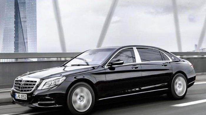Wow Keren! Mobil Presiden Jokowi yang Baru, Mercedes Benz S600 Guard Anti Peluru dan Tahan Ledakan