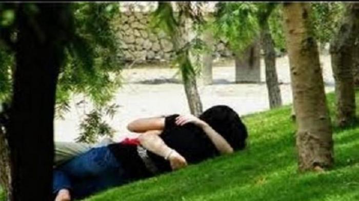 Berita Viral Hari, Mesum di Kuburan China, Terekam Cewek tak Pakai Celana: Malu Jangan Video Om