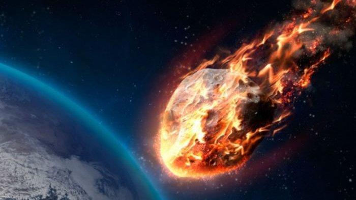 Jelang Lebaran, Kabar Mengejutkan dari Luar Angkasa, Sebua Asteroid Raksasa Dekati Bumi, Berbahaya?