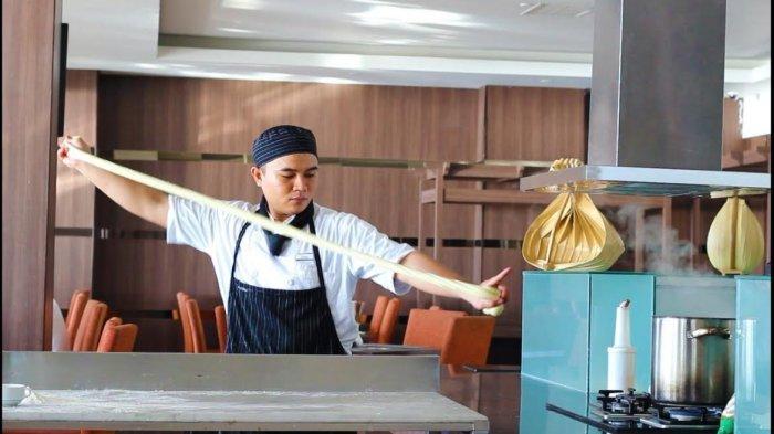 Aston Hotel Kupang Launching Menu Mie Tarik Aston, Harganya Hanya Rp 33 Ribu