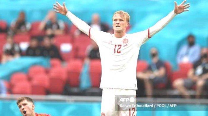 Skuad AC Milan Akan Menikung Barcelona Saat Perebutan The Next Christian Eriksen ? Ini Faktanya