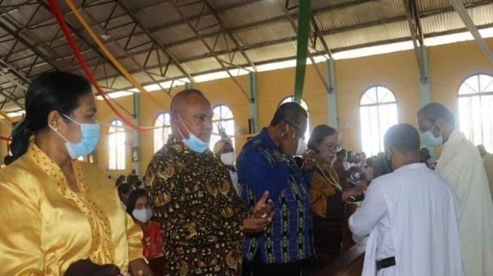 RD. Kristian Uran : Bupati Lembata Thomas Ola Langoday Tetaplah Rendah Hati