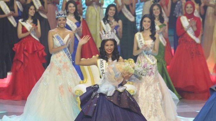 Achintya Holte Nilsen, Miss Indonesia 2017 yang Jago Bermain Musik Marimba dan Peduli Lingkungan
