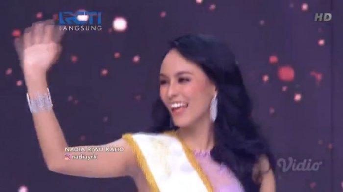 BERLANGSUNG! Grandfinal Miss Indonesia 2020 Link Live Streaming RCTI, Miss NTT Bikin Gemuruh