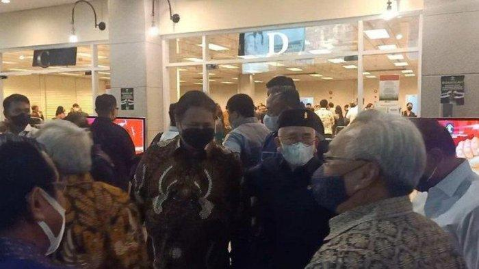 Istri Yasonna Laoly Meninggal, Syahrul Yasin Limpo & Airlangga Hartarto Sambangi Rumah Duka Sentosa